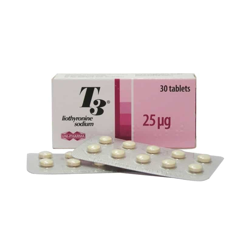 Cytomel (T3) pulbere